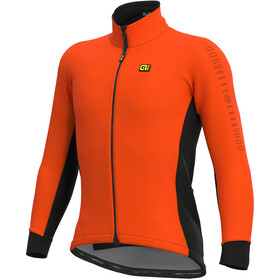 Alé Cycling Solid Fondo Veste Homme, fluo orange